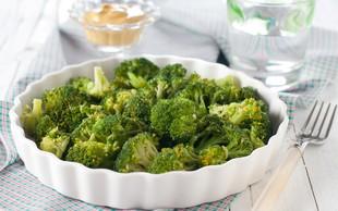 Brokoli in gorčica - naravno 'zdravilo' proti raku