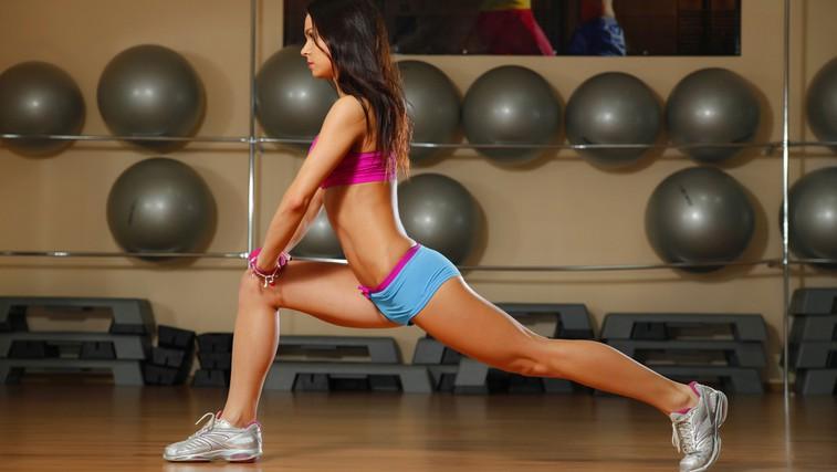 Odlične vaje za lepe in čvrste noge (foto: Shutterstock.com)