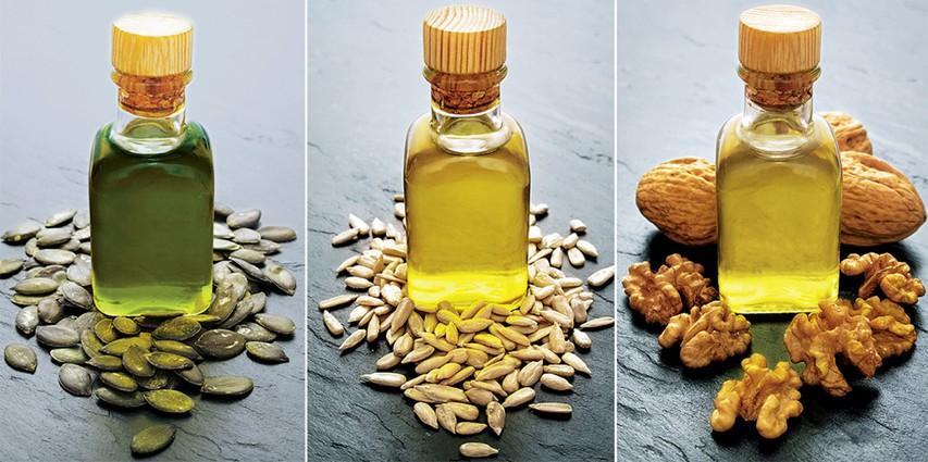Olje - za okus in zdravje