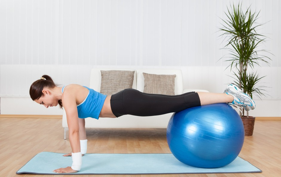 Vadba za zaščito hrbtenice I (foto: Shutterstock.com)