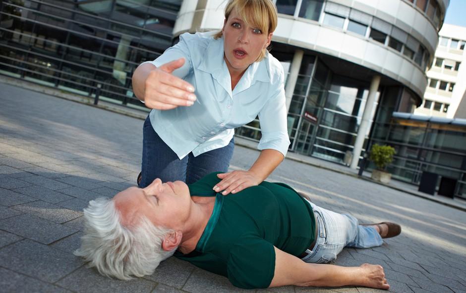 Kako ukrepati v primeru možganske kapi (foto: Shutterstock.com)
