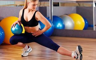 Koliko kalorij porabimo pri 5 minutni vadbi?
