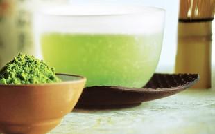Matcha - zeleni čaj, ki krepi in poživlja