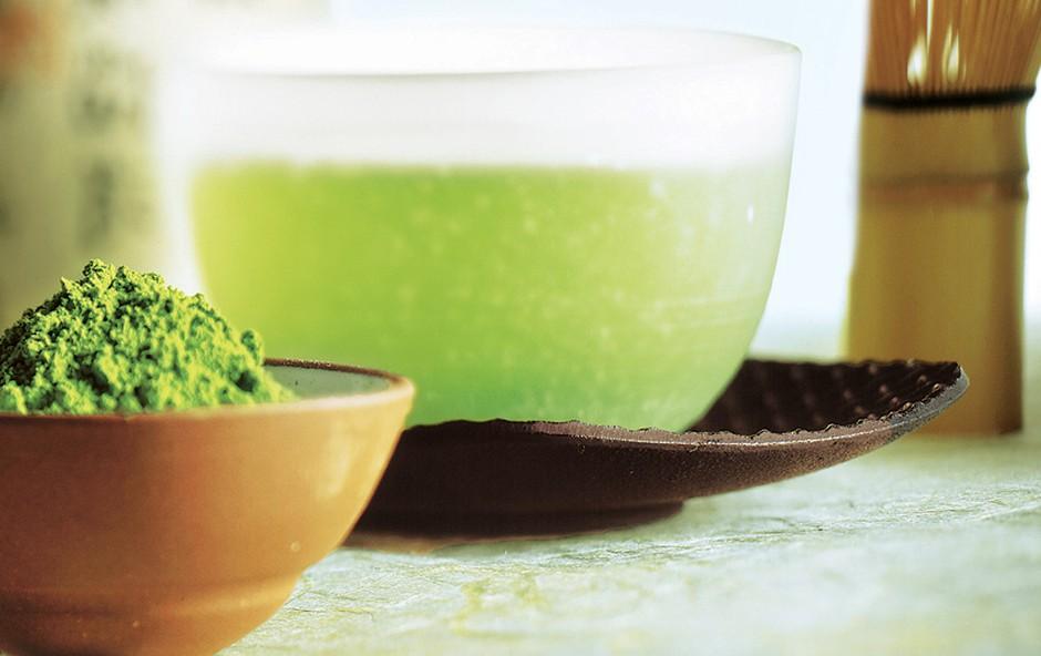 Matcha - zeleni čaj, ki krepi in poživlja (foto: Shutterstock.com)