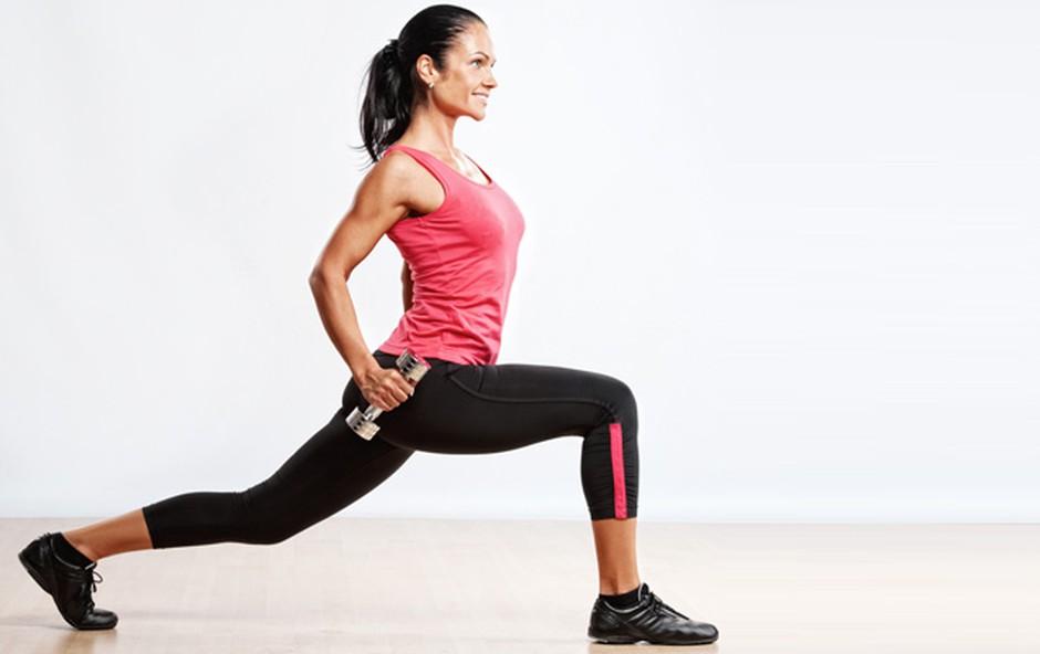 Zakaj kljub vadbi ne shujšate v stegna (foto: Shutterstock.com)