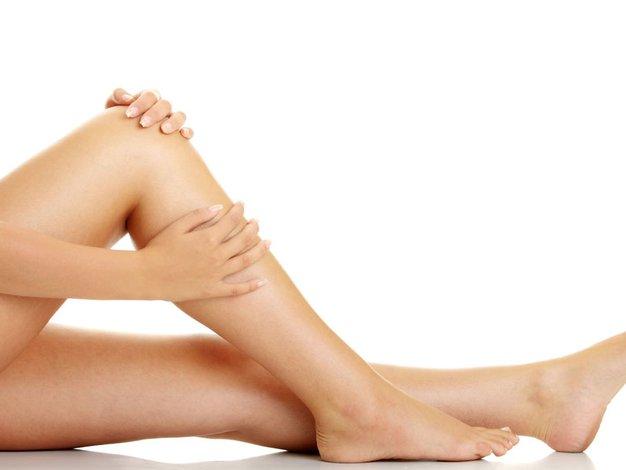 Krčne žile so lahko znak kronične venske bolezni - Foto: Shutterstock.com