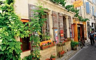 Očarljivi Saint-Rémy-de-Provence