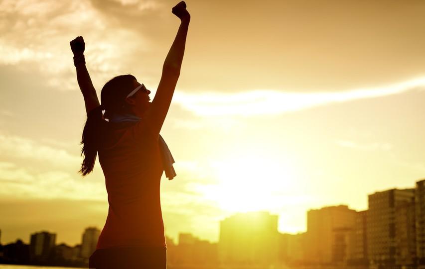 Z vadbo nad negativna čustva