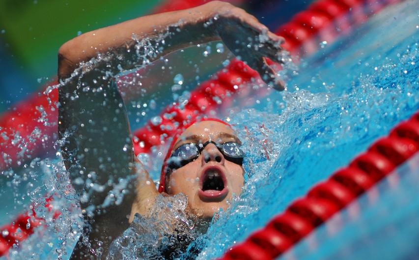 Učenje plavanja in trening rekreativnega plavalca