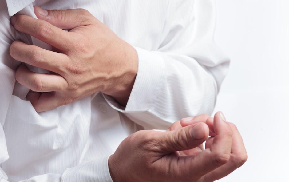Zaščita pred srčnim infarktom (foto: Shutterstock.com)