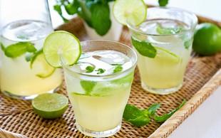 Zdravi napitki in posladki