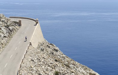 8 idej za razgibane kolesarske ture