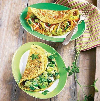 Azijska omleta