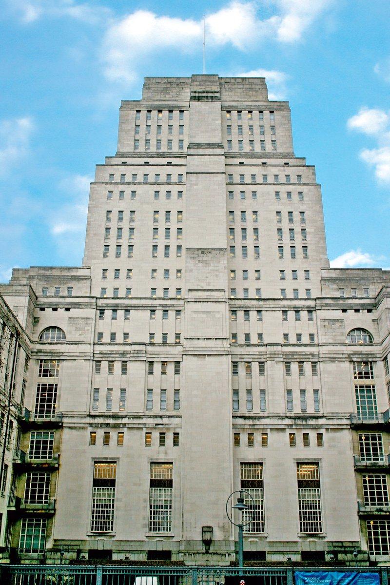 senat londonske univerze