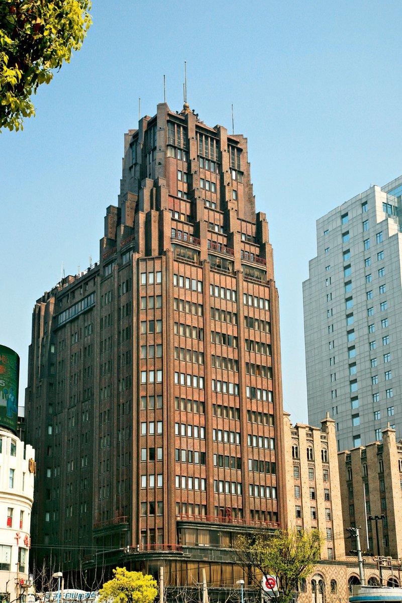 park hotel šangaj