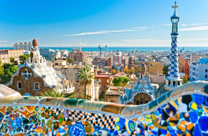 Barcelona - mesto, ki očara