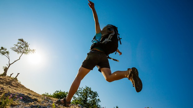 Zdravo življenje z najnovejšo različico @life aplikacije! (foto: Shutterstock.com)