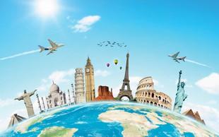 Kako potovati, da ne zapravimo celega bogastva?