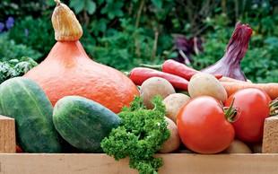 Pesticidi v sadju in zelenjavi