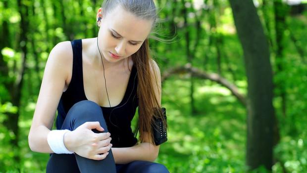 Kako se izogniti poškodbam kolena (foto: Shutterstock.com)