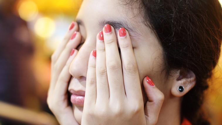 Skrbite za kožo okoli oči (foto: Shutterstock.com)