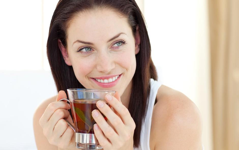 Zeleni čaj preprečuje karies (foto: Shutterstock.com)