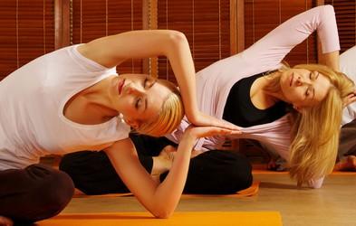 Brezplačna vadba joge