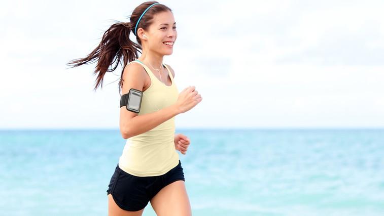 Priprave na maraton tudi na @life, spletno-mobilnem portalu za zdravo življenje (foto: Shutterstock.com)