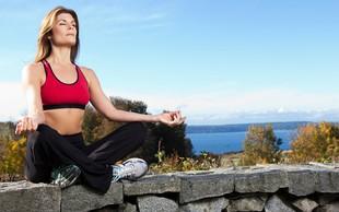 Koliko od vas se na maraton pripravlja tudi mentalno?