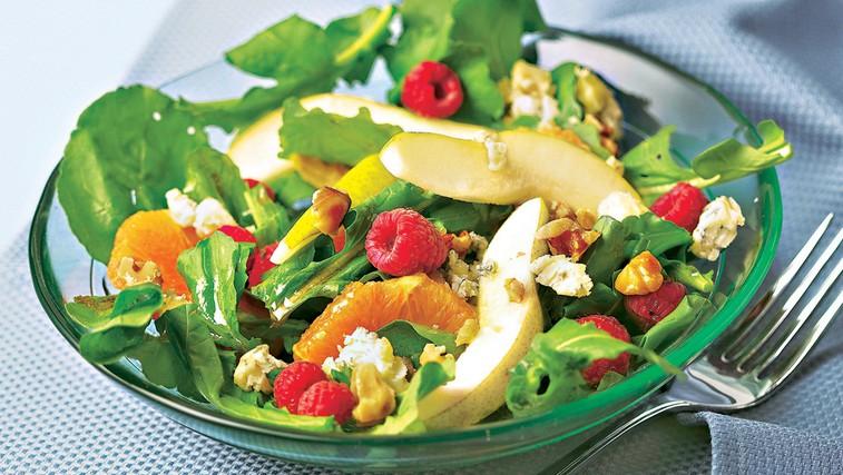 Recepti: Slastne jesenske solate (foto: arhiv revije Lisa)