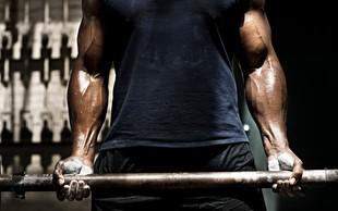 Mišična rast - pomembni sta hitrost in pravilna izvedba