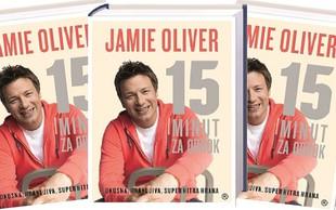 Prenovljena spletna Lisa podarja kuharske knjige Jamieja Oliverja
