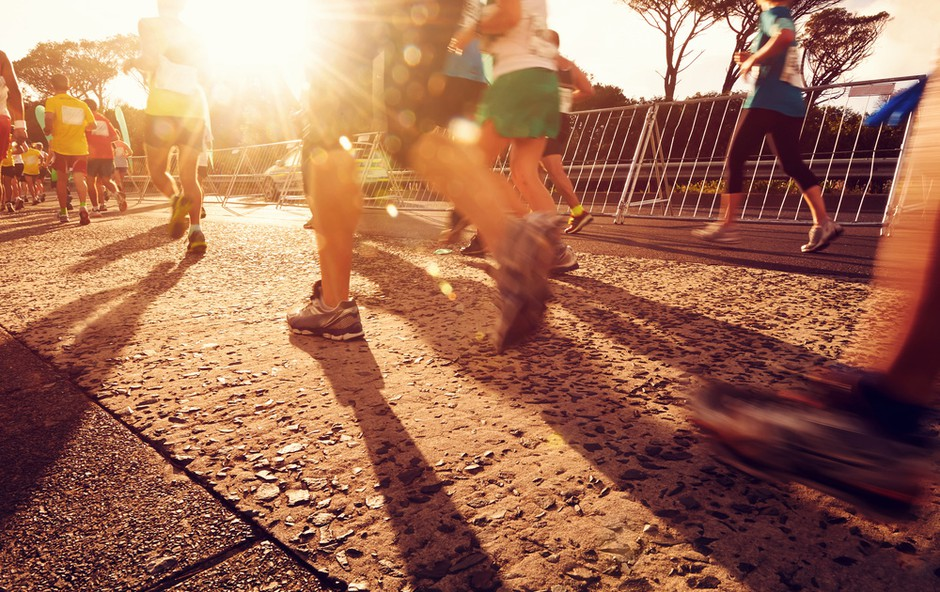 Lahko pretečemo maraton brez treninga? (foto: Shutterstock.com)