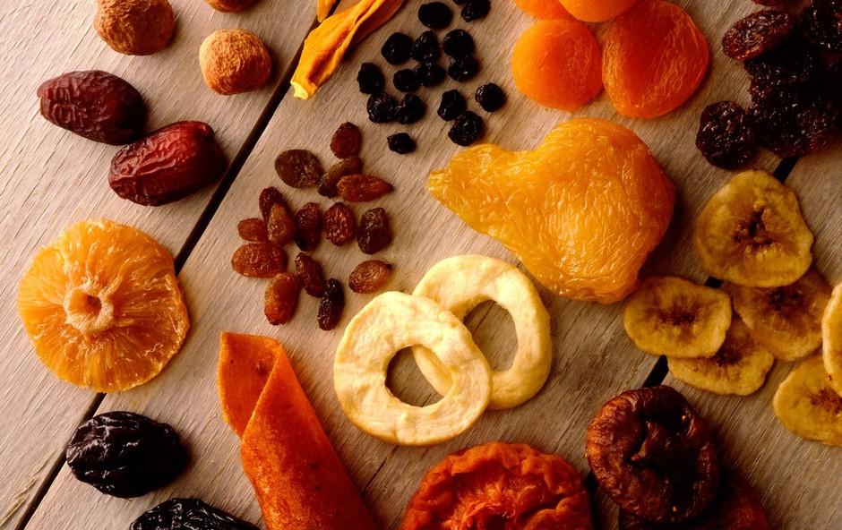 Suho sadje - le navidezno zdravo? (foto: Profimedia)