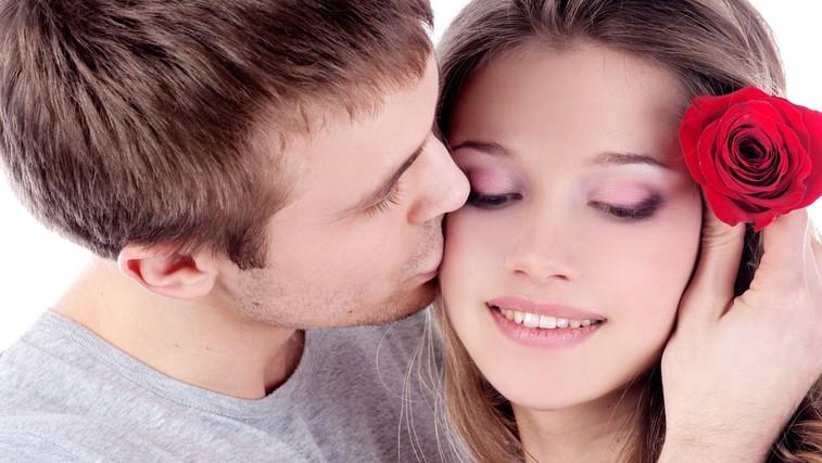 Kako moški vidijo ljubezen? (foto: Shutterstock.com)