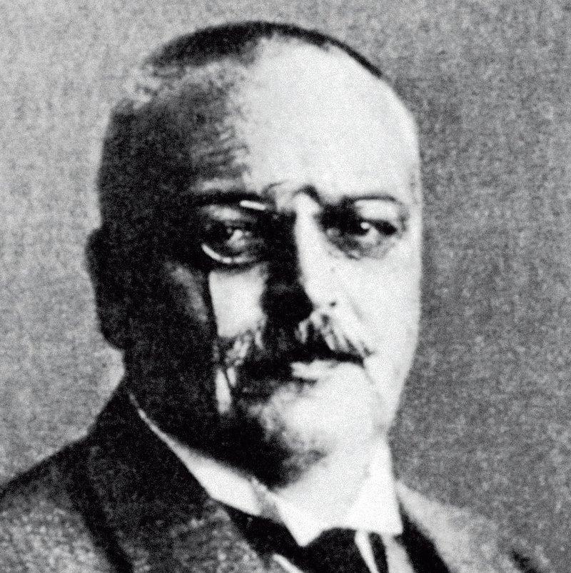 Aloysius 'Alois' Alzheimer