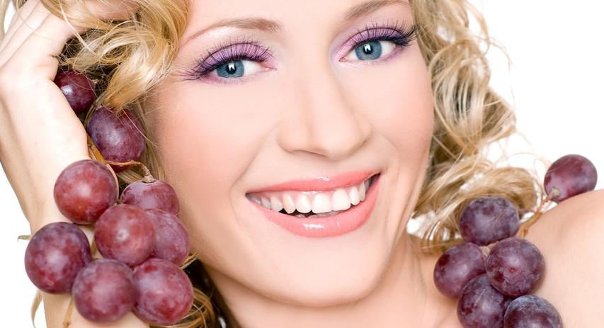 Zdravilne in lepotne učinkovine grozdja