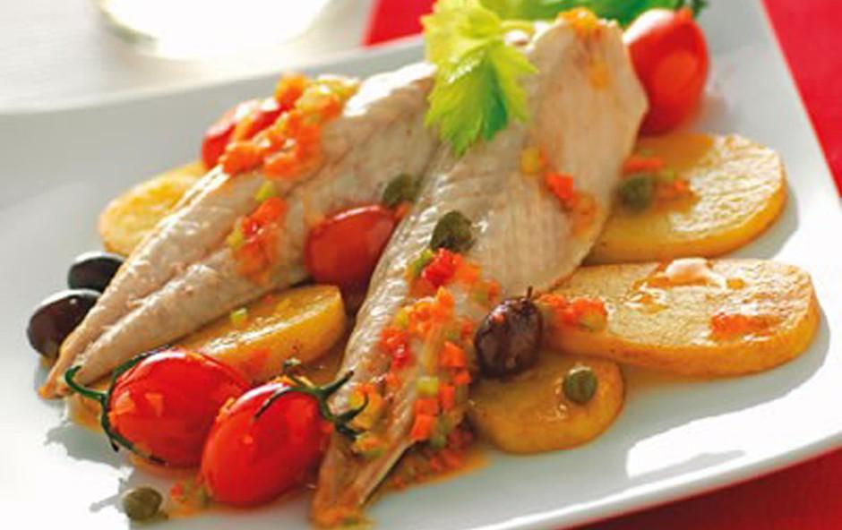 Recept: Skuša po Mesinsko (foto: www.riomare.si)
