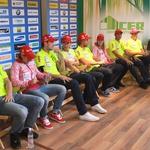 Foto utrinki z druženja z biatlonci (foto: Goran Antley)