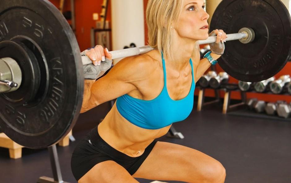 Trening za popolne sprednje stegenske mišice (foto: Profimedia)