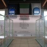 EP petanka 2013 v Rimu: Zadišalo je po medalji! (foto: Rudi Bela)