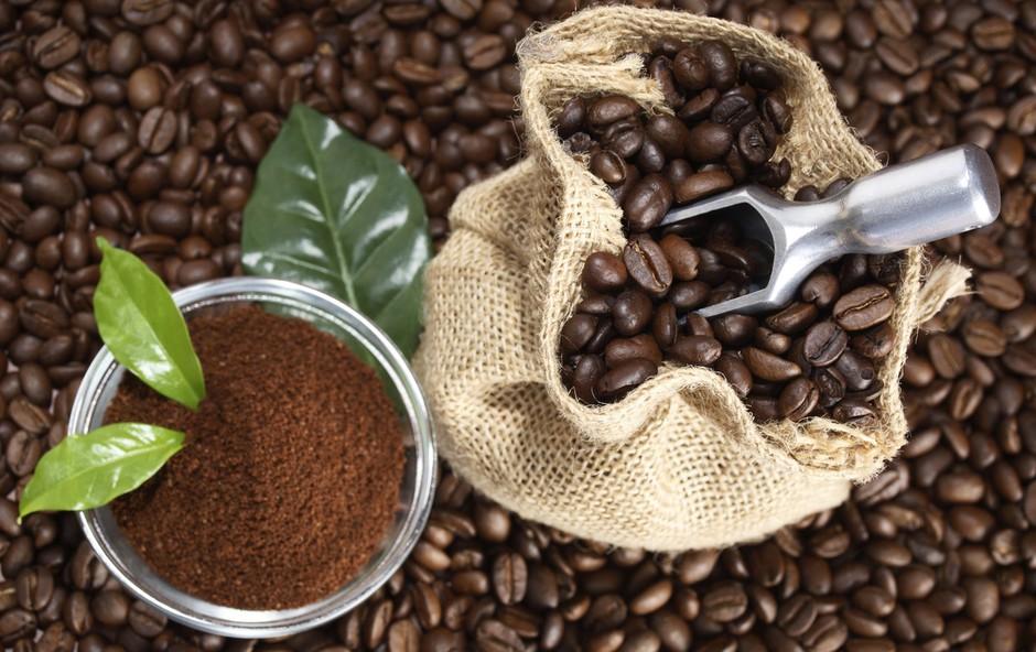 Negovalni izdelki iz kave (foto: Profimedia)