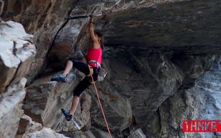11-letna Brooke Raboutou - fenomen med plezalci