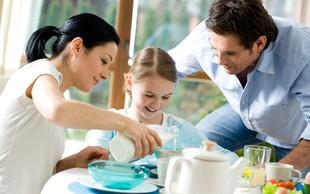Pomen močnih družinskih vezi