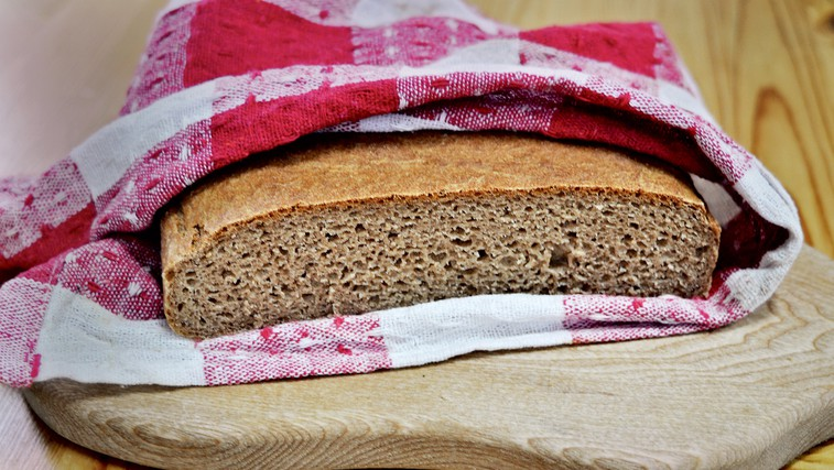Recept za najslajši, doma pečeni kruh (foto: Črt Butul in Mateja Tea Dereani)