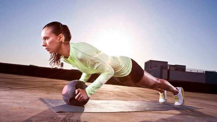 25-minutni trening za pospešeno porabo kalorij (foto: Profimedia)