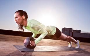 25-minutni trening za pospešeno porabo kalorij