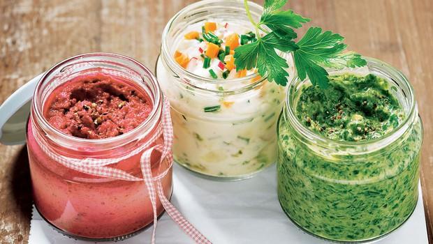 Zdravi namazi iz domače kuhinje (foto: Shutterstock.com)
