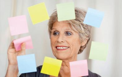 Menopavza je kriva za težave s spominom in koncentracijo