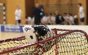 Fotogalerija: Floorball v čisti akciji!